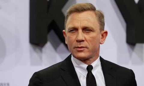 """Daniel Craig nic nie zapisze dzieciom. """"Spadki są niesmaczne"""""""