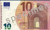 Oto nowy banknot euro. Zobacz jak wygląda
