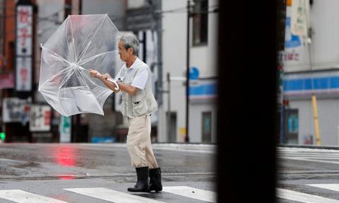 Tajfun w Japonii. Kolejne ofiary śmiertelne