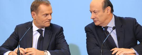 Rostowski: Polska nie spieszy się do przyjęcia euro