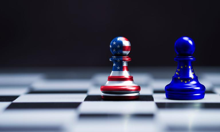 Unia kontra Stany. KE znów przedłuży zawieszenie taryf w handlu z USA
