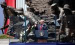 Trump w Warszawie: Ameryka kocha Polskę i Polaków