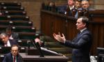 Wniosek o wotum nieufności wobec ministra sprawiedliwości Zbigniewa Ziobry odrzucony