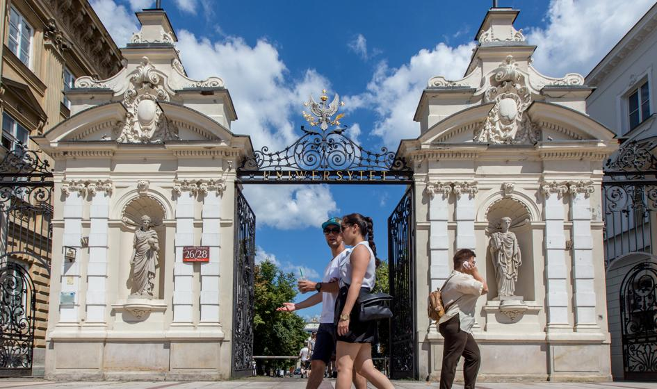 Uniwersytet Warszawski ogłosił wyniki rekrutacji. Oto najpopularniejsze kierunki