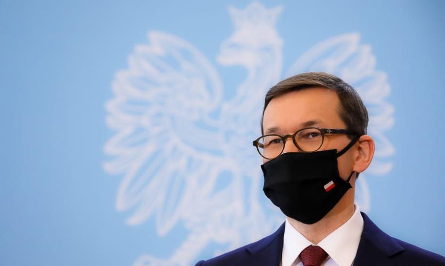 Premier Morawiecki: Wzywamy Niemcy, by zrezygnowały z Nord Stream 2