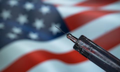 W USA spadło tempo szczepień, po raz pierwszy od lutego