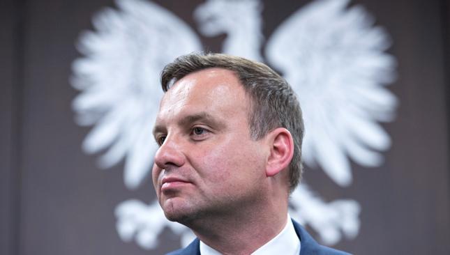 Duda: NATO powinno wzmacniać obecność w krajach flankowych