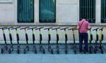 Na hulajnodze z kartą rowerową. Nowe przepisy regulują status prawny hulajnóg elektrycznych