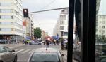 Wrocław: eksplozja ładunku na przystanku autobusowym
