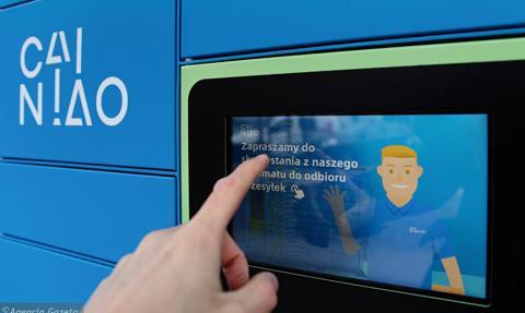 AliExpress uruchomiło pierwszy automat do odbioru zamówień