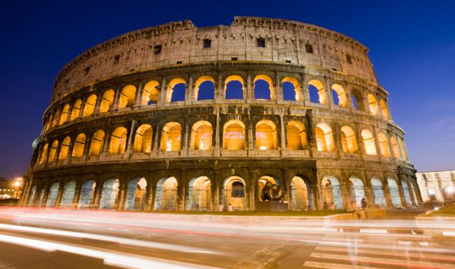 Tam mieszkam: Rzym