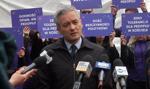 Biedroń: Wznowimy działania komisji majątkowej