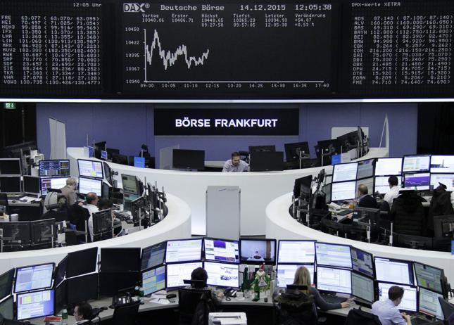 W Europie na rynkach lekkie wzrosty, ale giełdy kończą najgorszy styczeń od 2008