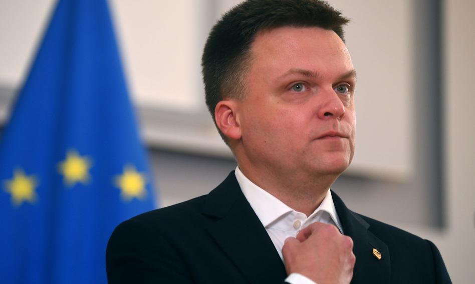 Podejrzenie nieprawidłowych wpłat na komitet Hołowni