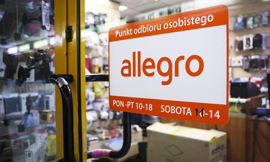 Allegro przejmuje firmę kurierską X-press Couriers