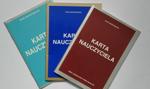 Karczewski: Mam nadzieję, że nowelizacja Karty Nauczyciela uspokoi nastroje w środowisku nauczycieli