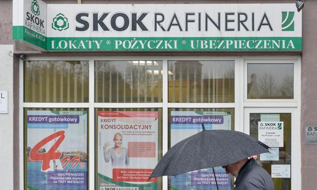 d80747e426592a Bank BGŻ BNP Paribas przejmie SKOK Rafinerię - Bankier.pl