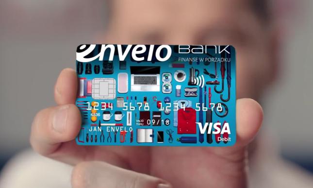 EnveloKonto Firmowe w EnveloBanku – warunki