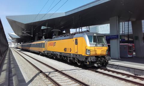 Pociągiem do Chorwacji i Belgii. Regiojet poszerza swoje połączenia z Polski