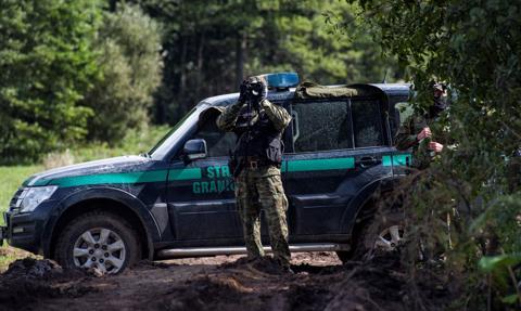 Prezes NIK: Trwa kontrola dotycząca przygotowania Straży Granicznej do ochrony granicy zewnętrznej UE