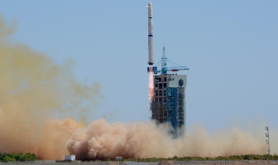 Udany start rakiety z polskim satelitą