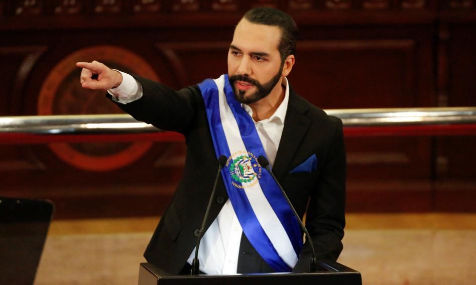 Salwador uzna bitcoina za prawny środek płatniczy
