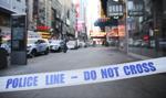 Śmigłowiec runął na dach wieżowca na Manhattanie