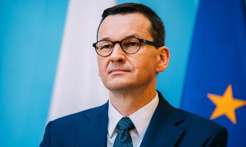 Morawiecki: Polska może stać się drugim domem dla Białorusinów