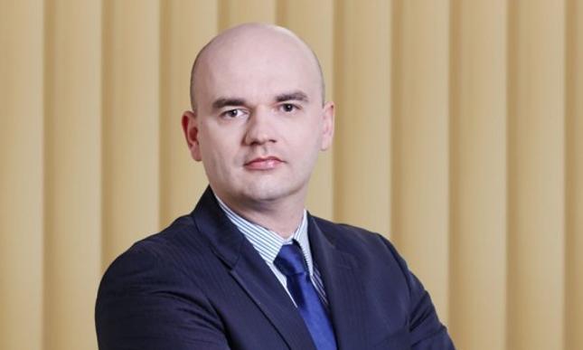 Prezes zarządu Altus TFI Krzysztof Mazurek