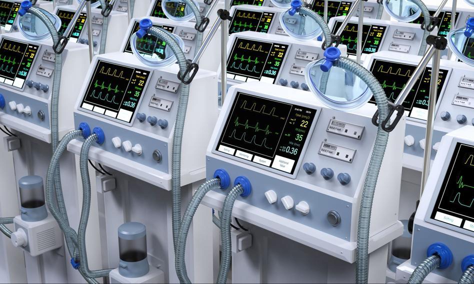 Afera respiratorowa. Nie było chętnych do udziału w przetargu na urządzenia