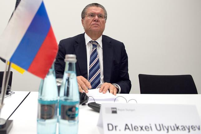 Rosyjski minister ds. rozwoju gospodarczego Aleksiej Uljukajew