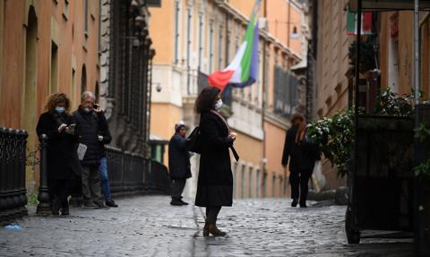 Rośnie liczba ubogich Włochów z powodu pandemii. 5 mln osób brakuje pieniędzy na jedzenie