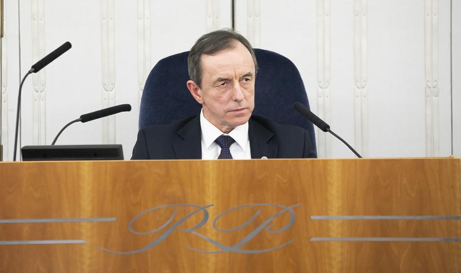 Prokuratura skierowała wniosek o uchylenie immunitetu marszałkowi Senatu Tomaszowi Grodzkiemu