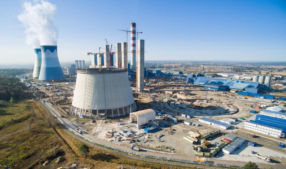 Energetyka ratuje GPW przed dużymi spadkami. Europa na czerwono