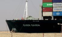 Egipt nie wypuści kontenerowca Ever Given, zanim właściciel nie wypłaci odszkodowania
