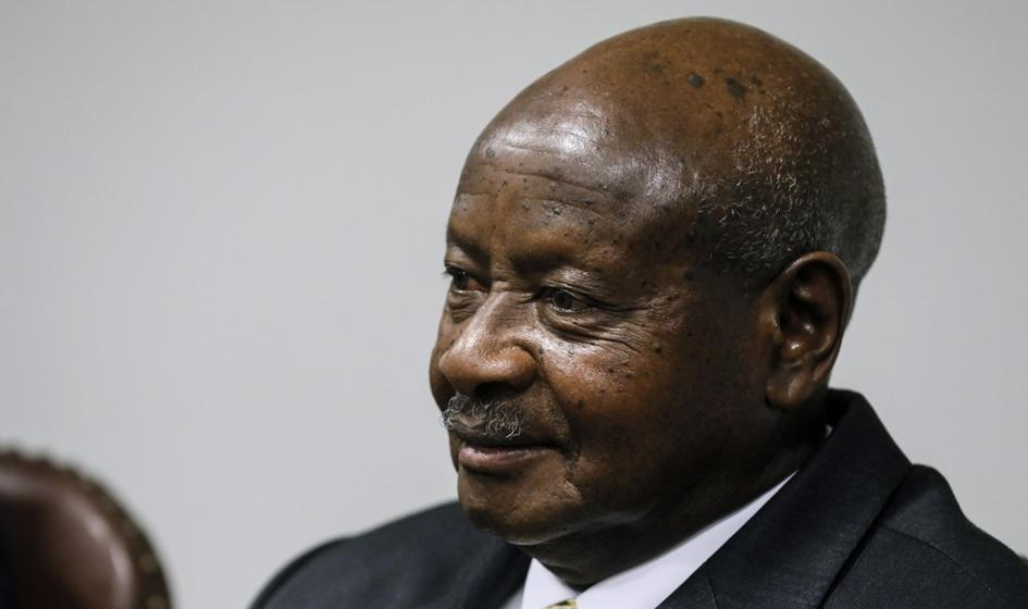 """Prezydent Ugandy wprowadził """"totalny lockdown"""" z powodu Covid-19"""