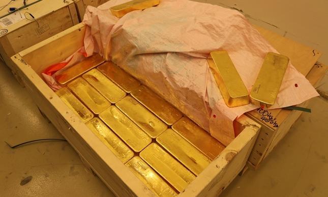 Węgierskie złoto wróciło do Budapesztu.