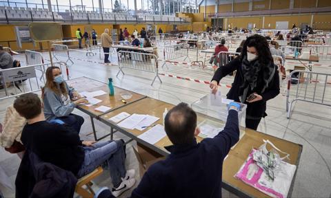 Exit poll: Separatyści zdobyli większość mandatów w wyborach w Katalonii