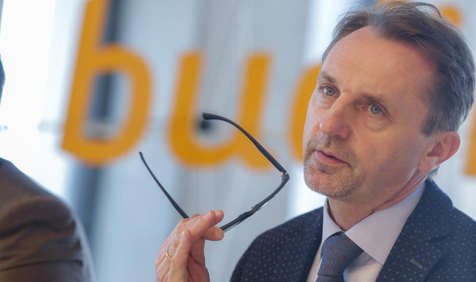 Prezes: Budimex może wypłacić 17-18 zł dywidendy na akcję