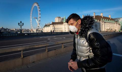 Nie będzie nakazu zakrywania twarzy w miejscach pracy w Wielkiej Brytanii