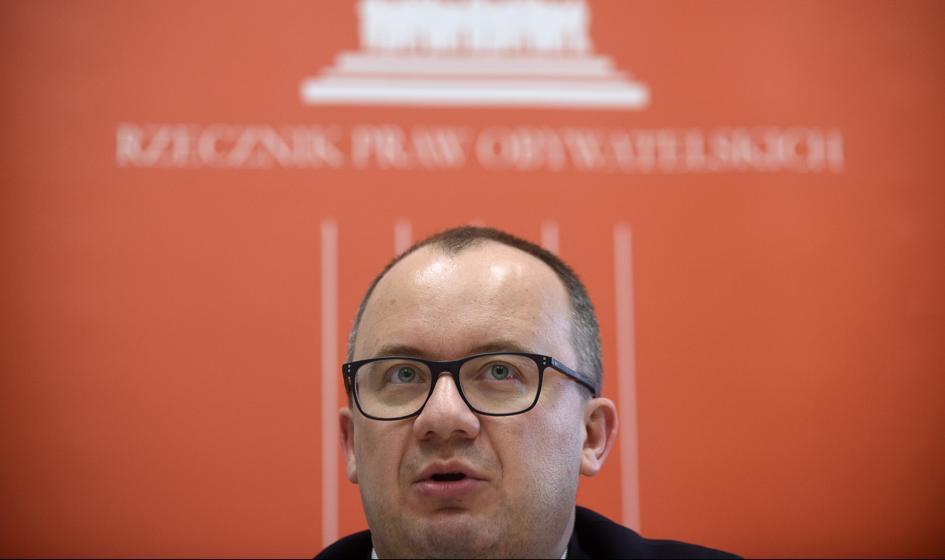 Bodnar: Istnieje zagrożenie, że obywatele stracą prawo skargi do RPO