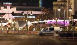 Ewakuowano jarmark świąteczny w Berlinie