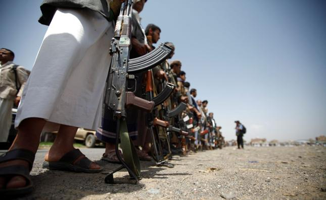 Iran zaprzecza jakoby dostarczał pociski rakietowe rebeliantom w Jemenie