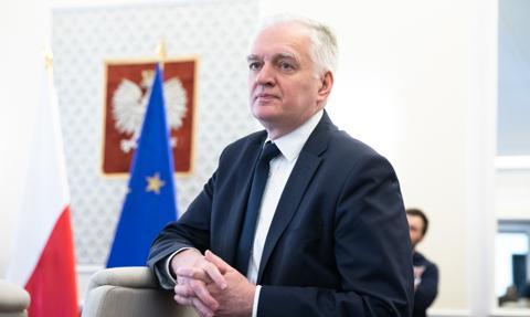 Gowin o raporcie OECD: wystawia wysoką ocenę polskiej gospodarce
