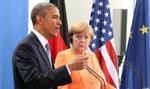 Obama i Merkel zachwalają korzyści płynące z umowy handlowej UE-USA