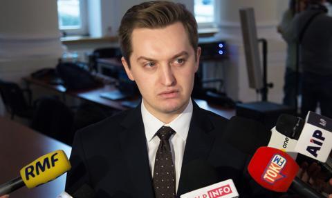 Kaleta: Solidarna Polska ma najmniejszy udział w zarządzaniu spółkami Skarbu Państwa