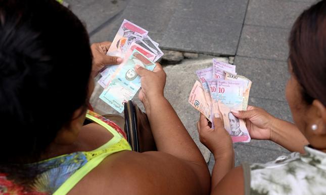 10 000 000 proc. inflacji w Wenezueli
