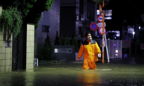 Tajfun w Japonii. Bilans ofiar śmiertelnych wzrósł do 58