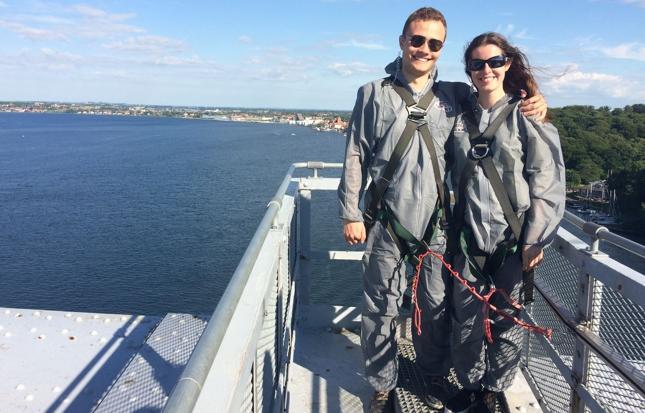 Karol Wielgosz mieszka w Danii od ponad czterech lat