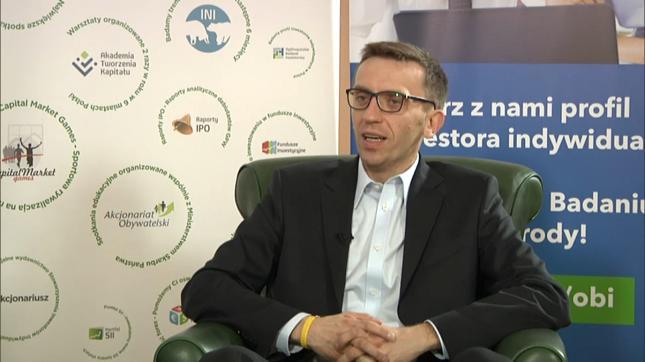 Jarosław Dominiak, prezes SII